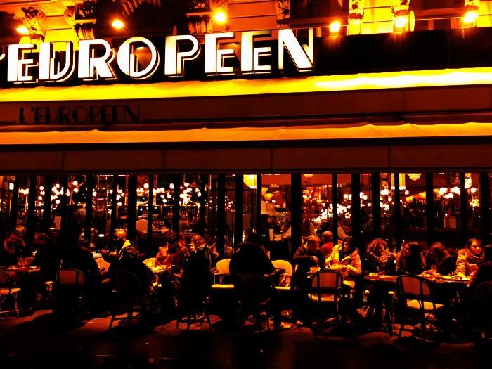 24パリ夜カフェ