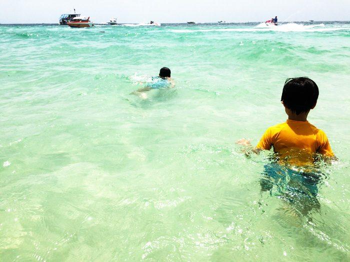11ラン島ビーチ2